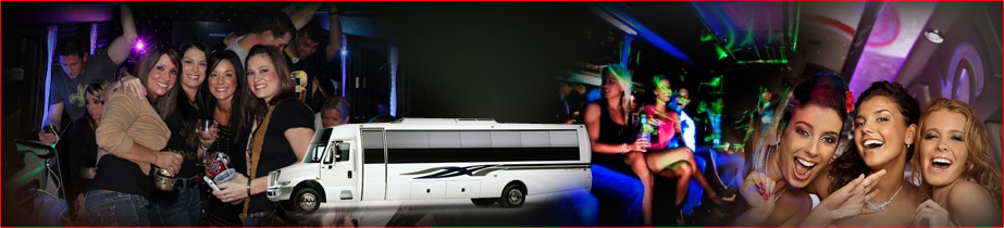 Party Buses for any size group